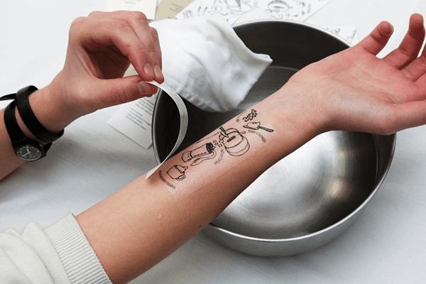 Tatuajes para chef 5