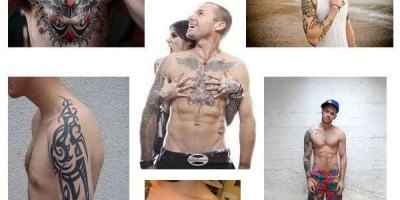 Tatuajes para flacos