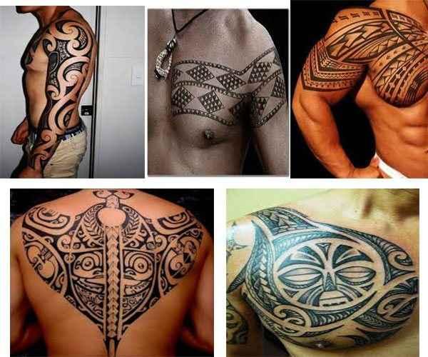 atuajes hawaianos para hombres