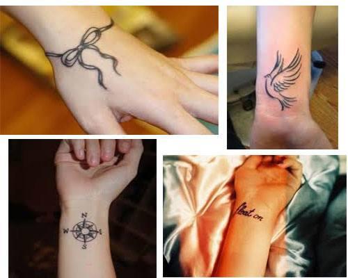 Tatuajes Pequenos Para Mujeres Muneca