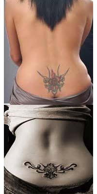 Tatuajes para mujeres en la espalda baja img2