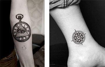 Los Tatuajes para hombres pequeños foto 01