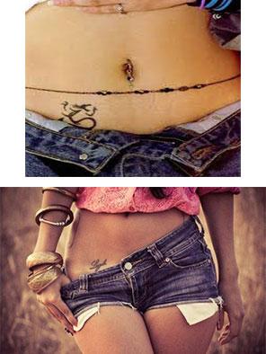 Tatuajes para mujeres íntimos imagen 01