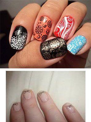 se pueden tatuar las uñas