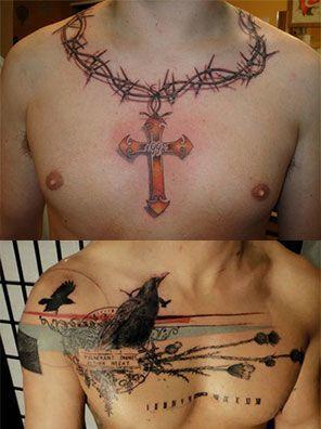 Los tatuajes para hombres con significado