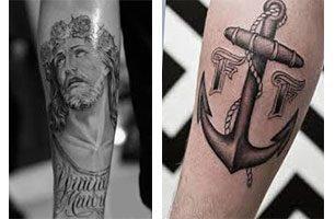 Tatuajes con significado para hombres
