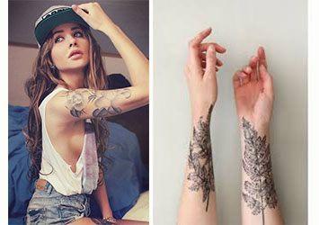 Tatuajes para mujer en el brazo imagen 1
