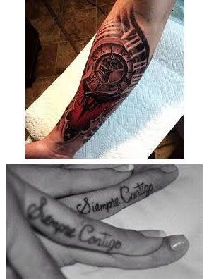 Ver Tatuajes para hombres con significado