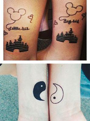 Tatuajes para hermanas foto 1