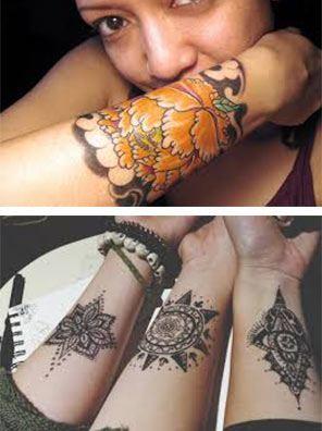 Tatuajes para mujeres en las muñecas foto 2