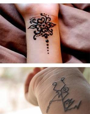 tatuajes para mujeres en la muñeca infinito