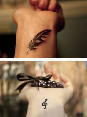 tatuajes para mujeres en la muñeca y su significado
