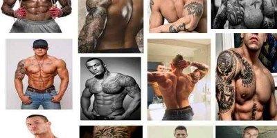 Mejores imagenes de Tatuajes para hombres musculos