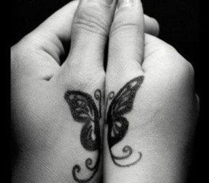Tatuajes para parejas sobre el amor eterno