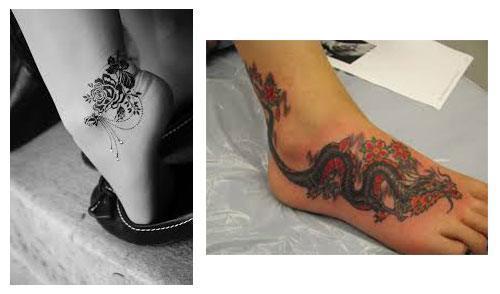 Tatuajes para mujeres en el tobillo imagenes foto 1