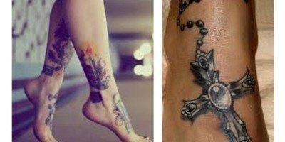 Tatuajes para mujeres en el tobillo imagenes foto 3