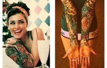 Tatuajes para mujer en el brazo imagen