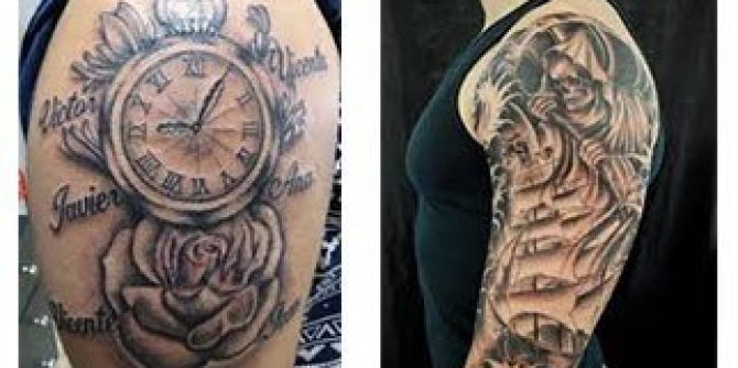 tatuajes para hombres con significado en brazo